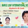 ID Card for Kidz